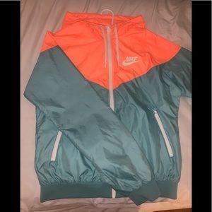 Woman's Nike Windrunner jacket